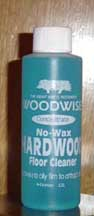 Woodwise Concentrate Cleaner 4oz (makes 64 ounces) $1.99. Nothing cleans floors like our WOODWISE Hardwood Floor Cleaner. Biodegradable and phosphate-free ...